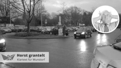 Bild von Alle Wunstorfer Parkplätze abschaffen!