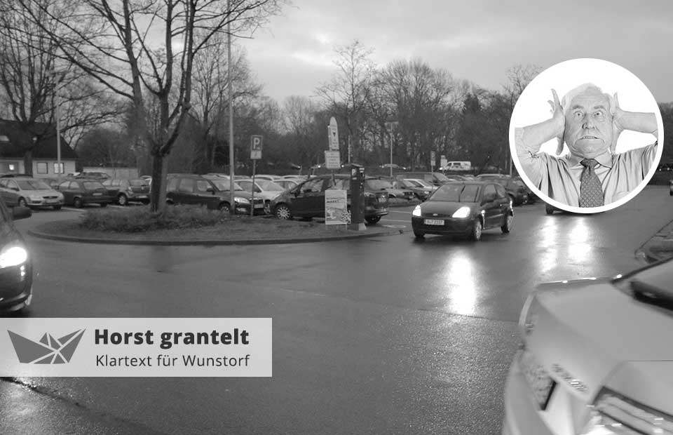 Horst grantelt - Parkplätze