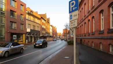 Bild von Tempo 50 auf der Hochstraße, Tempo 30 in der Südstraße?