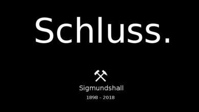 Bild von Sigmundshall, 1898-2018