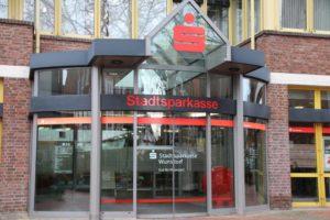 Hauptstelle Wunstorfer Stadtsparkasse