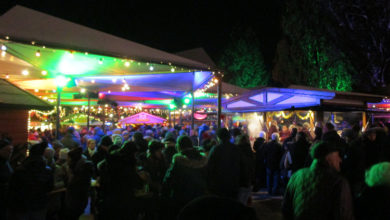 Photo of Der Weihnachtsmarkt in Bad Nenndorf