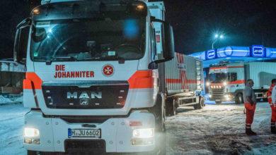 Bild von Johanniter brachten Hilfspakete in die Ukraine