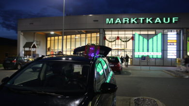 Bild von Einbrecher bei Marktkauf auf frischer Tat ertappt