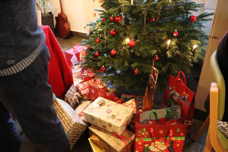 Weihnachtswichteln, 2. Streich