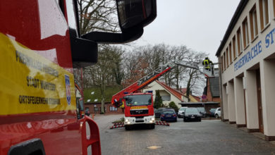 Bild von Schwere Brandstiftung in Steinhude