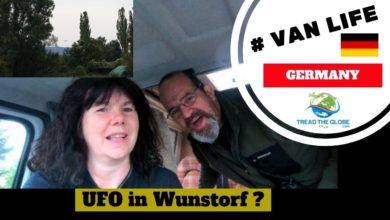 Photo of Exploring Wunstorf Germany – Did we see a UFO there ?