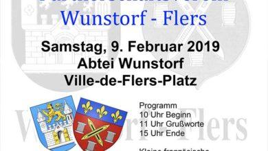 Photo of Der Partnerschaftsverein Wunstorf-Flers wird 25 Jahre