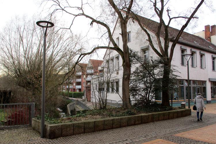 Hochbeet Südstraße Wunstorf