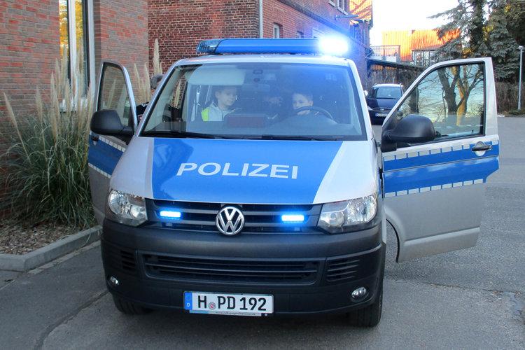 Photo of Wunstorf sagt Danke … bei der Polizei