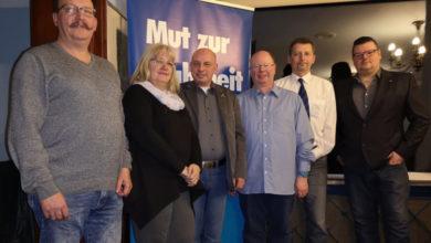 Bild von Wunstorfer AfD mit neuem Vorstand