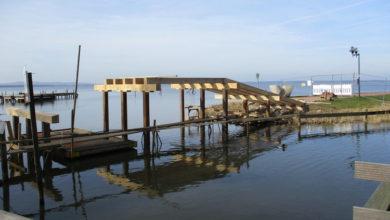 Bild von Die Promenadenbrücke ist fertig