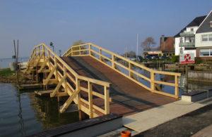 Holzbrücke Steinhude