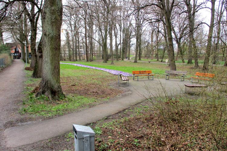 Bürgerpark-Sitzgruppe