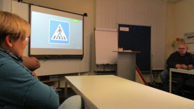 Photo of Die Wunstorfer Macher … in der Fahrschule