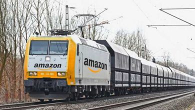Photo of Amazon errichtet Güterbahnhof in Bokeloh