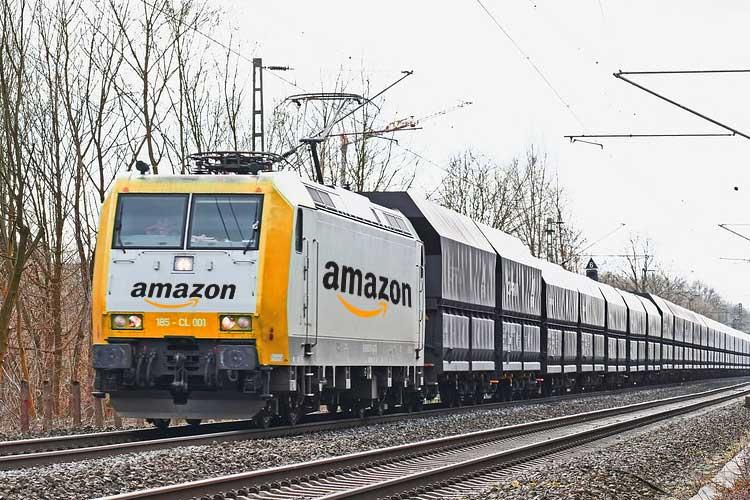 Amazon-Güterzug