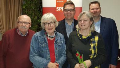 Bild von Wunstorfer SPD diskutiert über Parteikurs und Europawahl