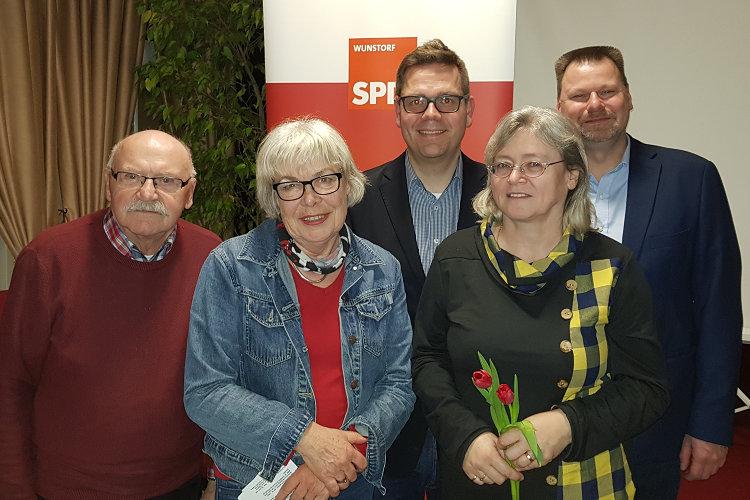 Wunstorfer SPD-Vorstand