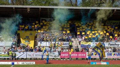 Bild von Aus der Traum für den 1. FC Wunstorf