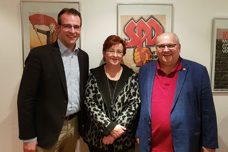SPD-Fraktionsvorstand
