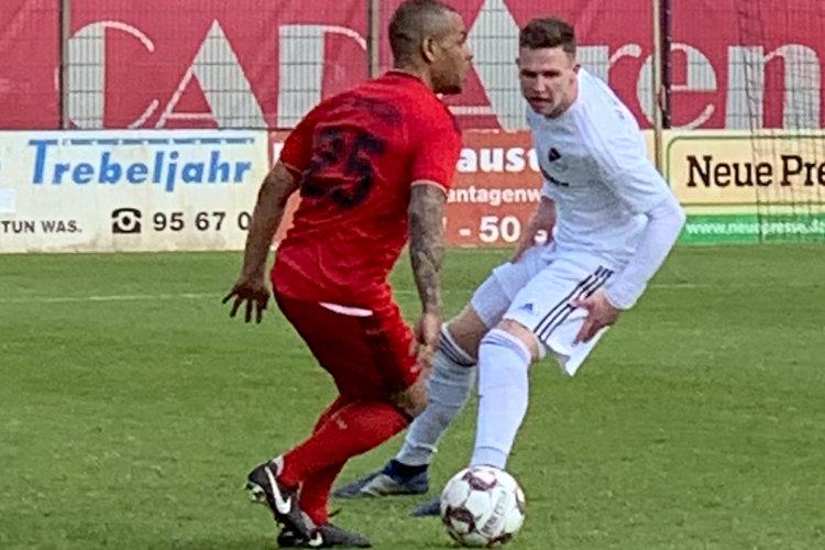 1.FC Wunstorf - SC Spelle-Venhaus