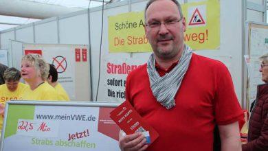 Bild von Autofahrer sollen Strabs-Abschaffung finanzieren