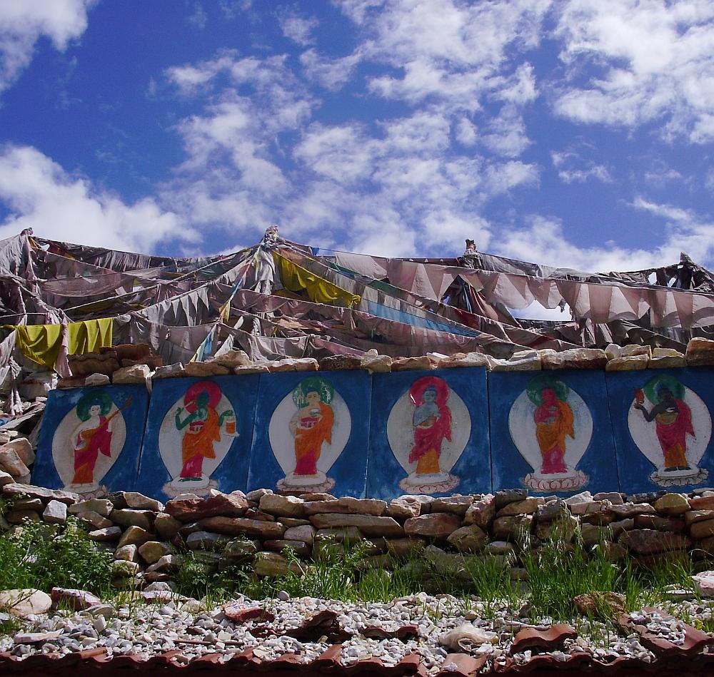 Tibet Ausstellung