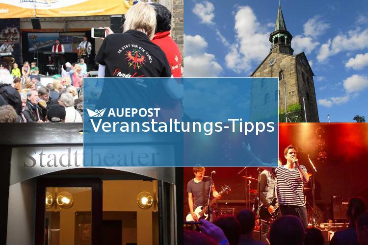 Auepost Veranstaltungs-Tipps