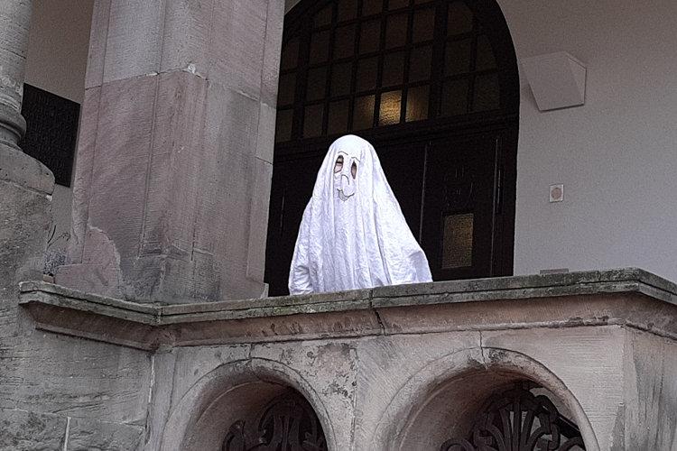 Das Gespenst im Rathaus