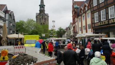 Bild von Couragierte Wunstorfer stellen mutmaßlichen Wochenmarkt-Trickdieb