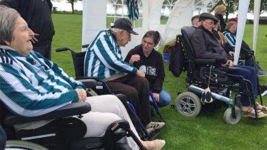 Bild von Fußballer des TSV Klein Heidorn laden Senioren zum Spiel ein