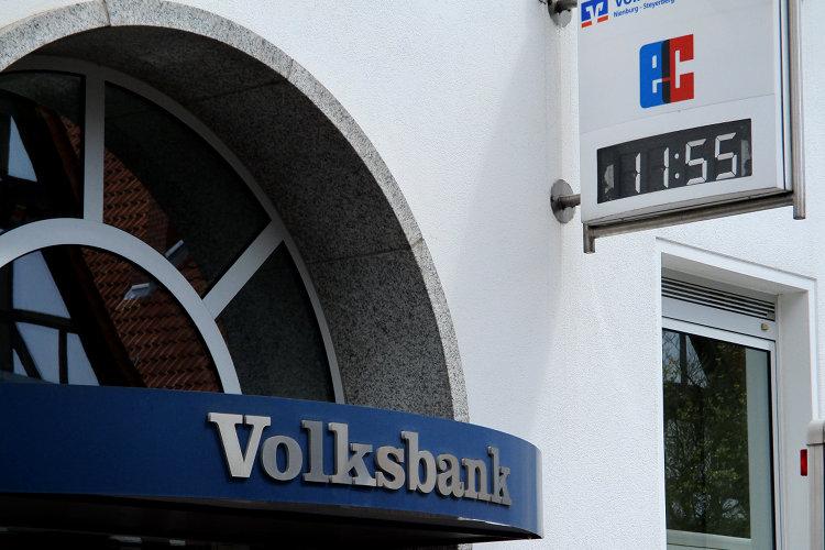 Volksbankfiliale in Wunstorf