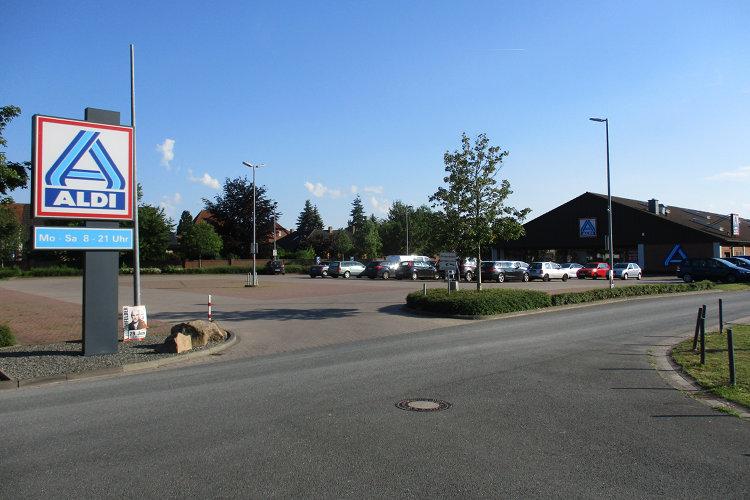 Aldi in Wunstorf