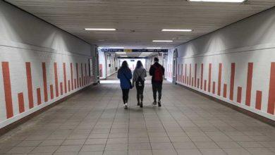 Bild von Sexueller Übergriff in Bahnhofsunterführung