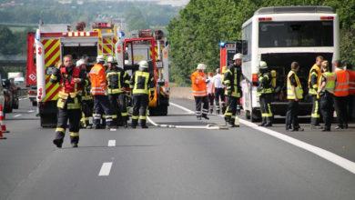 Bild von Ein heißes Wochenende für die Feuerwehr