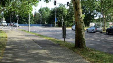 Bild von Radfahrer schwer verletzt