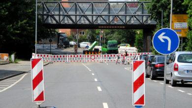 Bild von Kompletter Südstadt-Verkehr muss durch den Barnetunnel