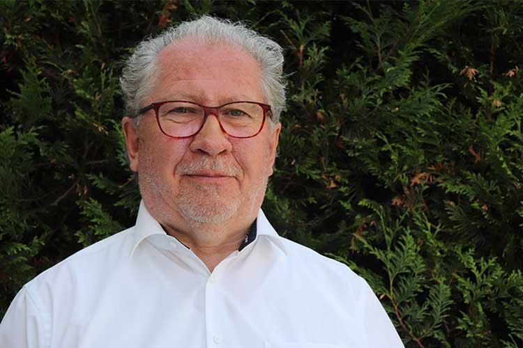 Rolf-Dieter Peters, Sicherheitsberater für Senioren, kurz SfS