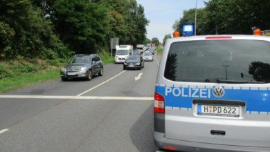 Bild von Auffahrunfall an der Hochstraße