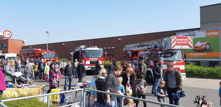 Feuerwehrflohmarkt Neustadt