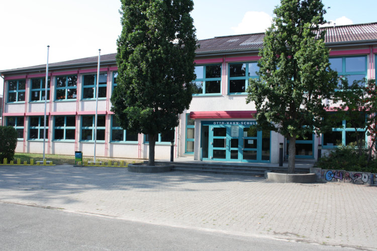 otto hahn schule