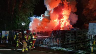 Bild von Brandserie in Neustadt