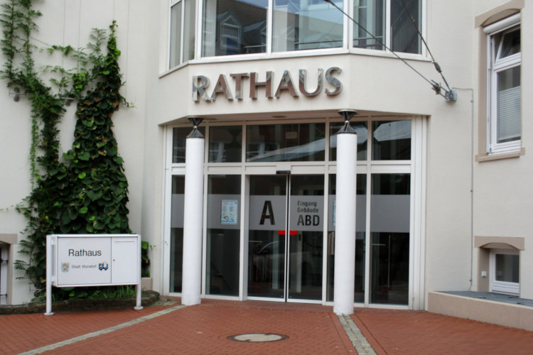 Rathaus Wunstorf