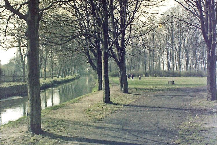 Bürgerpark 70er Jahre