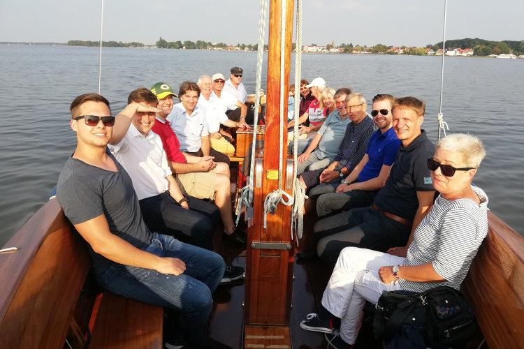 CDU-Bootsfahrt