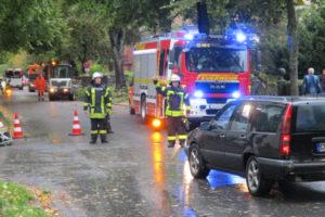 Sturmeinsatz Feuerwehr