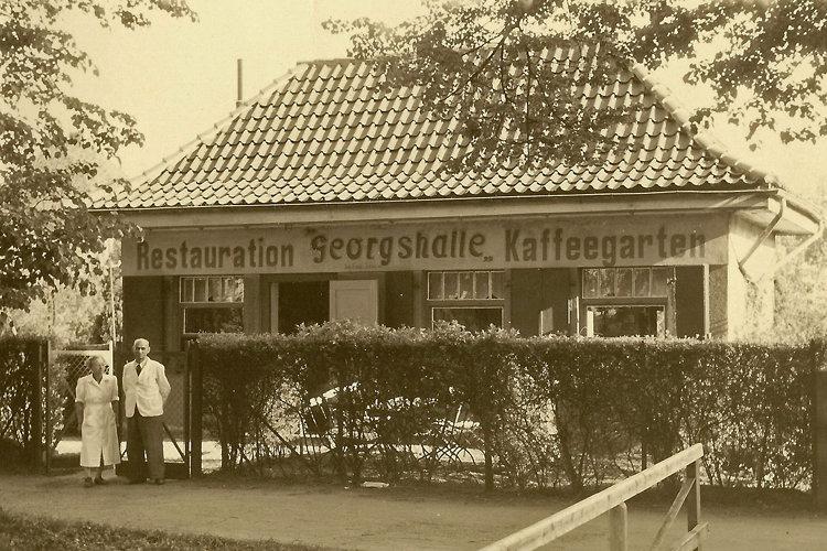 Restauration Georgshalle