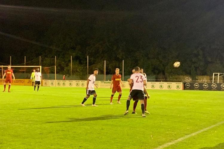 1. FC vs. SC Hemmingen-Westerfeld