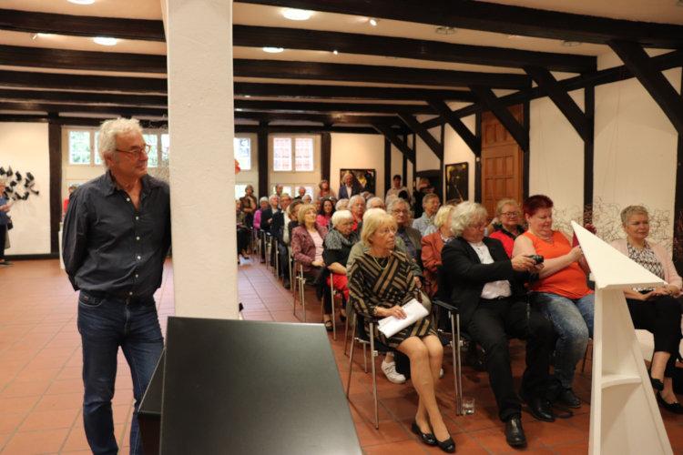 Ausstellung Raum-greifend Jürgen Moldenhauer